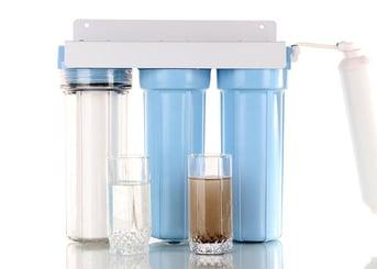 Water Being distilled