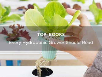 Top Hydroponic Books