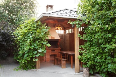 Patio and deck shade ideas