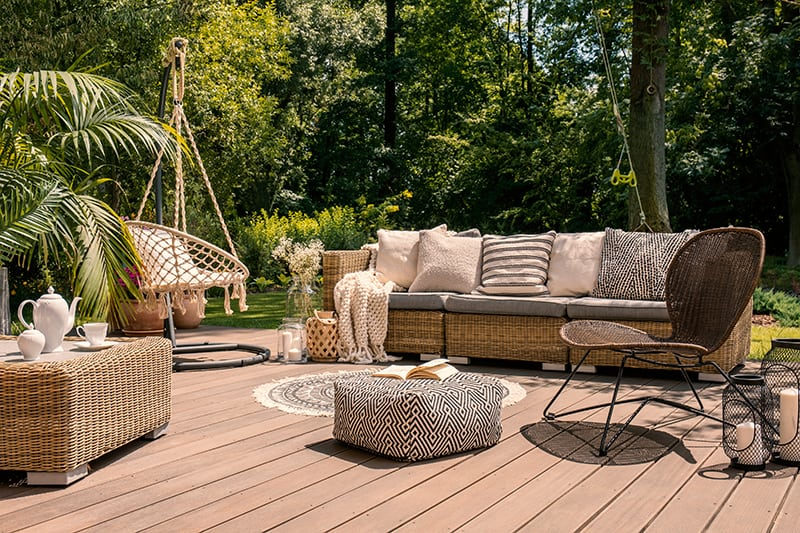 15 Outstanding Decking Ideas To Inspire Your Garden Transformation Trees Com