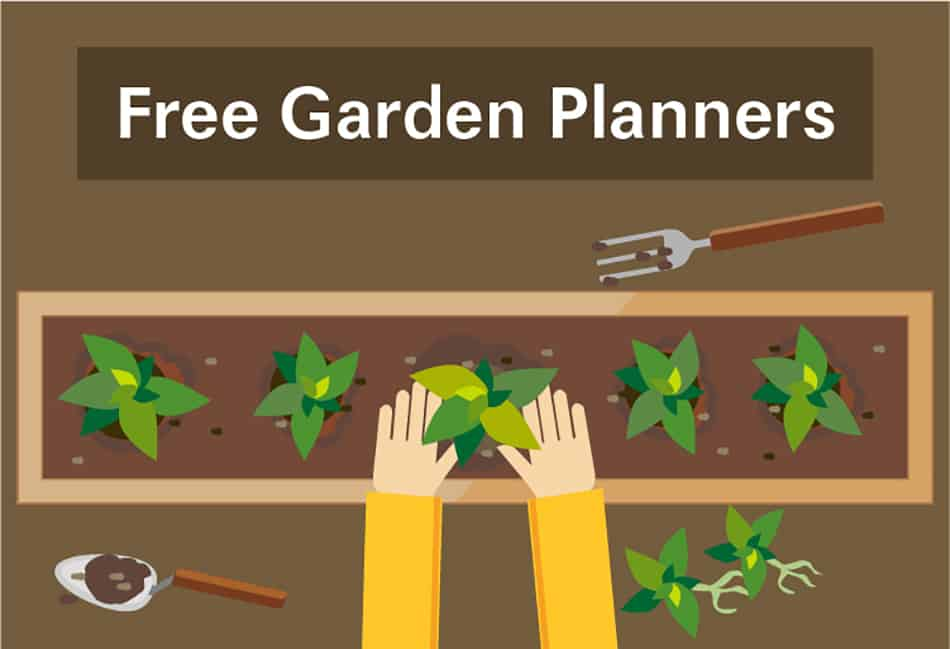 Free Garden Planners