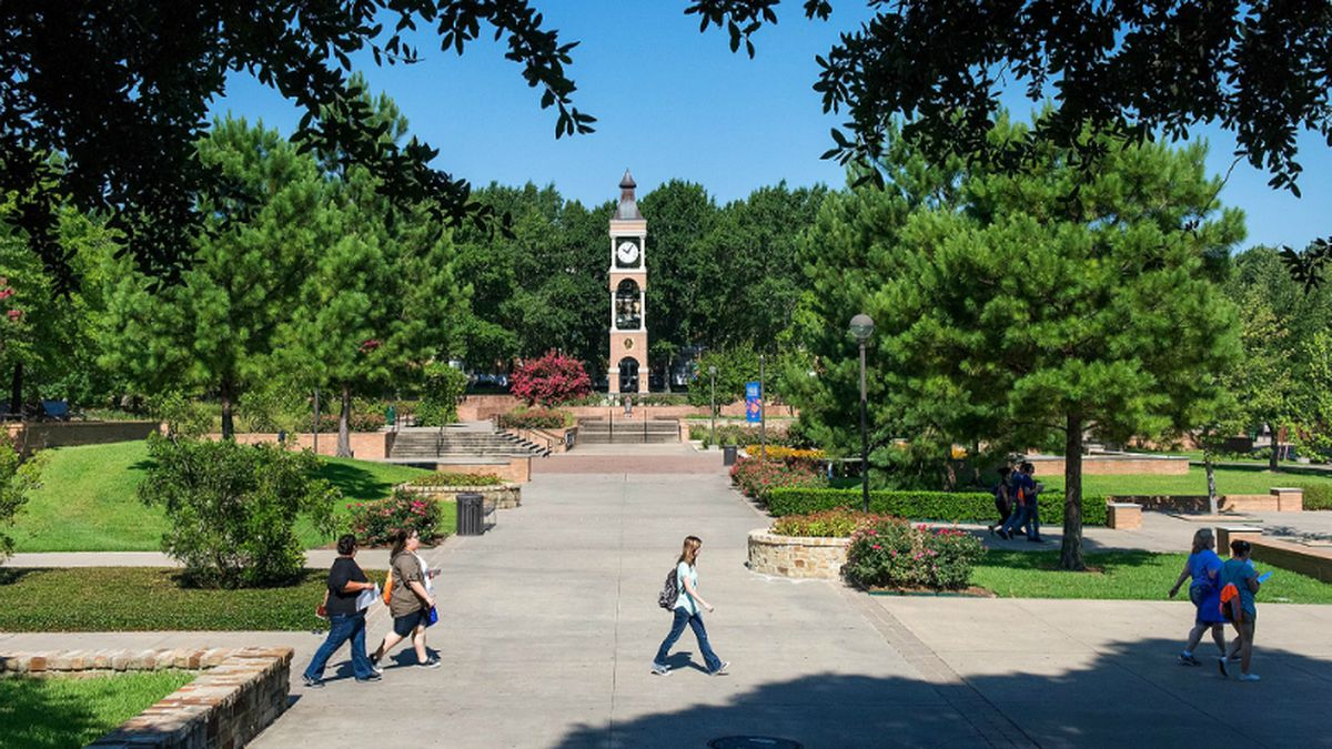 Sam Houston State University Campus