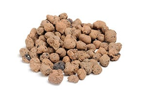 Expanded-Clay-Pellets/Hydroton