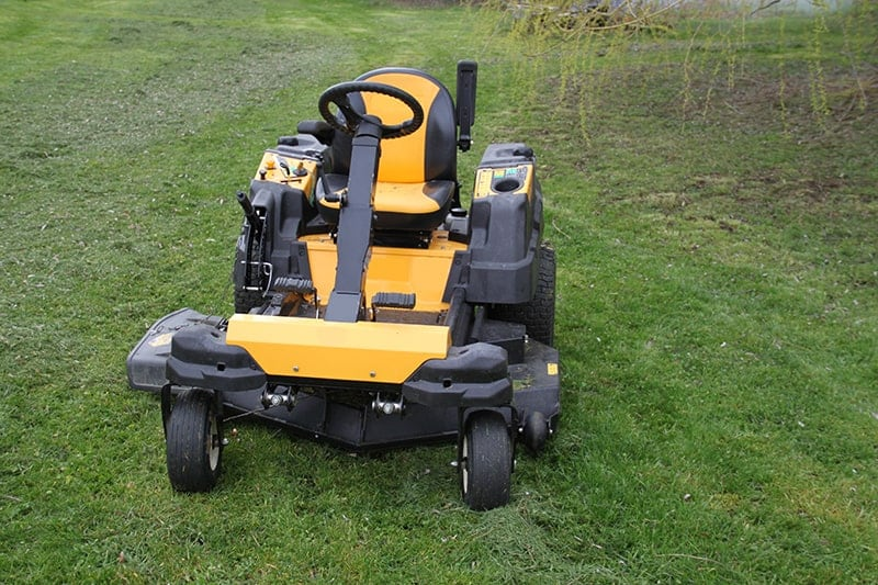Rear Engine Riding Mower