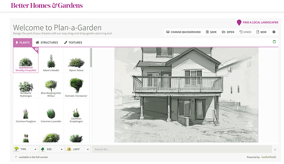Top 6 Free Landscape Design Software Tools Trees Com