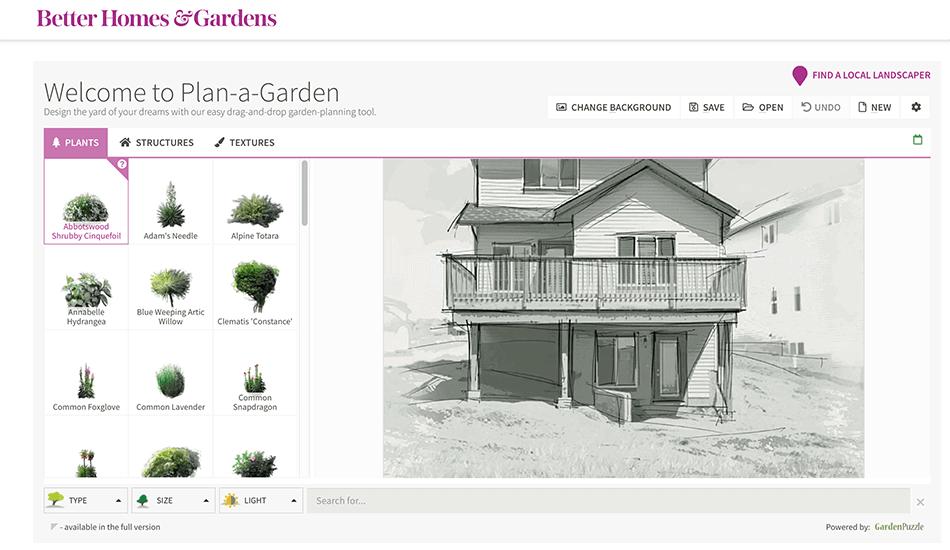 Top 6 Free Landscape Design Software Tools Trees Com
