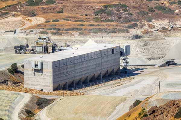 Mining Perlite