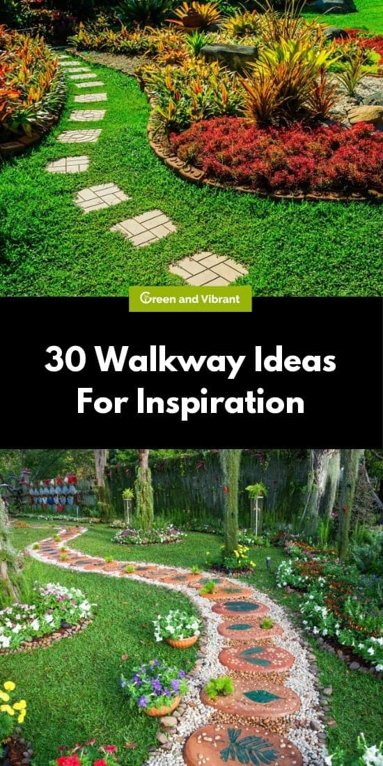 30 Walkway Ideas For Inspiration