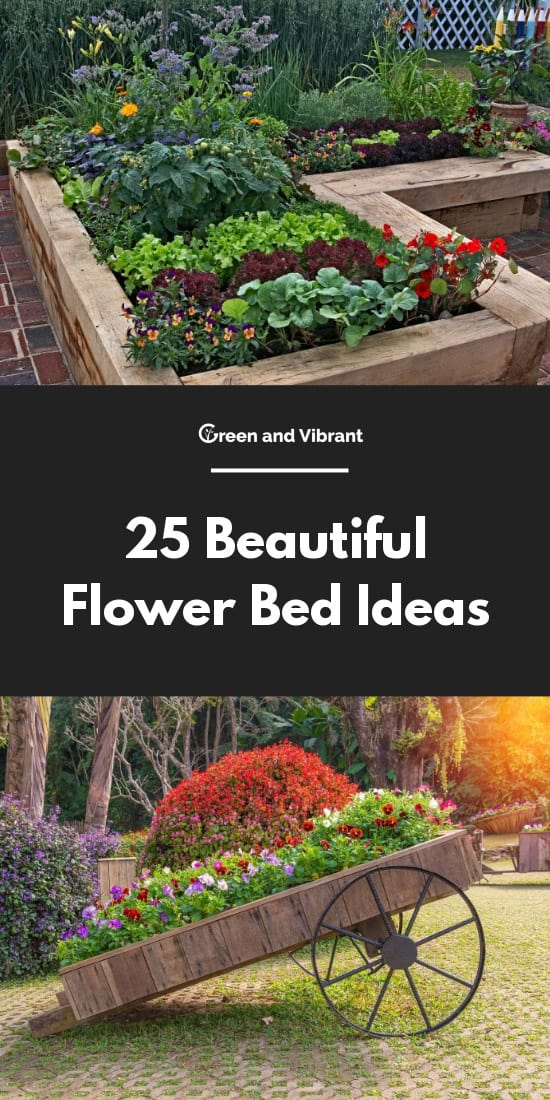 Beautiful Flower Bed Ideas