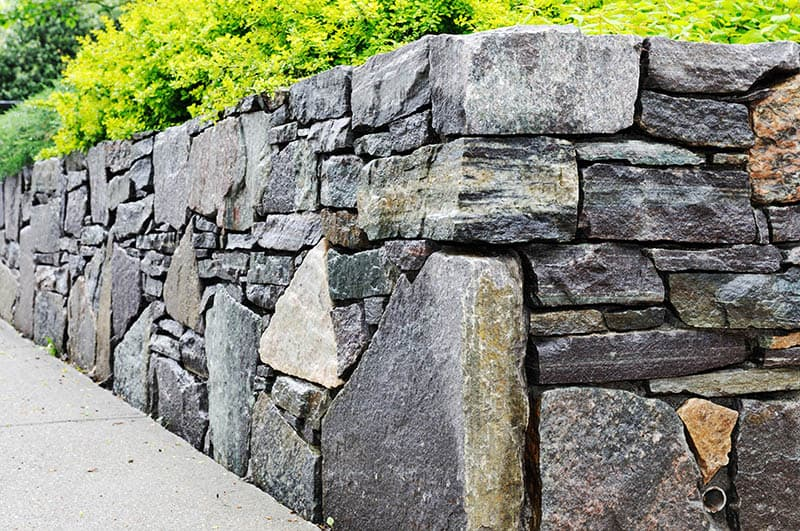 22 Practical And Pretty Retaining Wall Ideas Green Vibrant