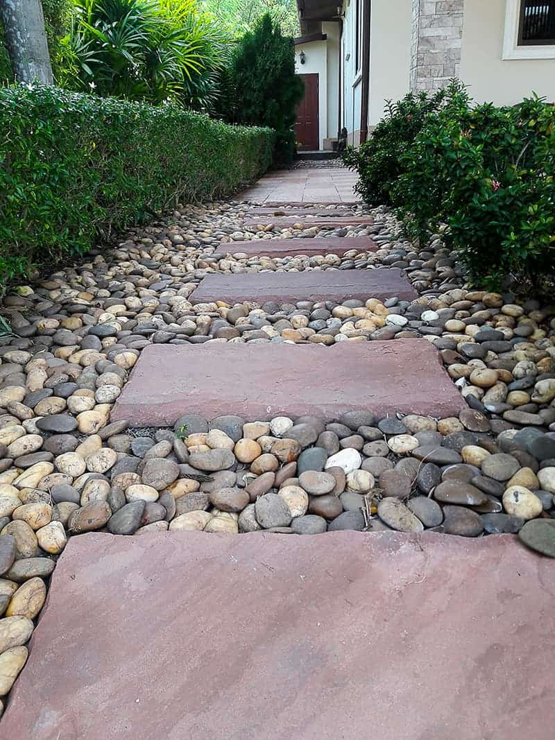 Chunky Stepping Stones